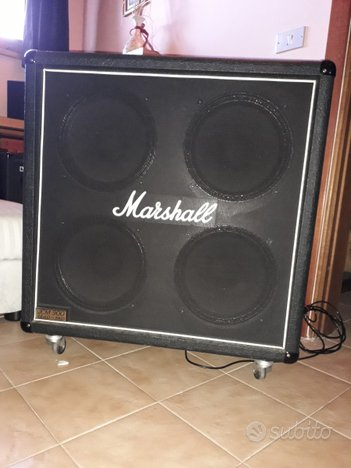 Marshall 1960A made in England
