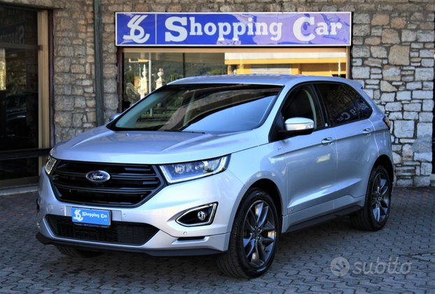 FORD Edge - 2017 ST-LINE AWD FULL OPZ