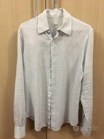 Camicia di lino Aspesi