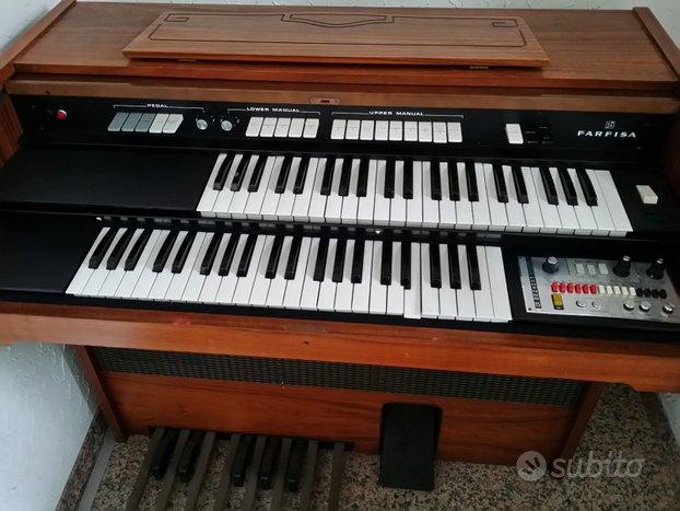Organo Farfisa mod. Partner 15