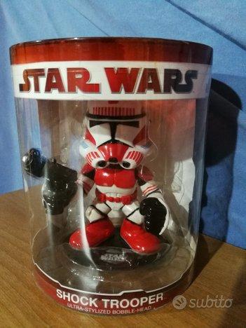 Shock Trooper Star Wars Funko Booble Head NUOVO