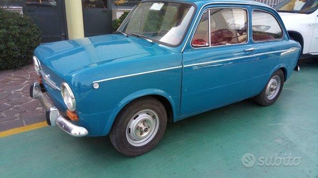 Fiat 850 S del 1967