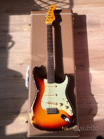 Fender Stratocaster Custom shop 1960