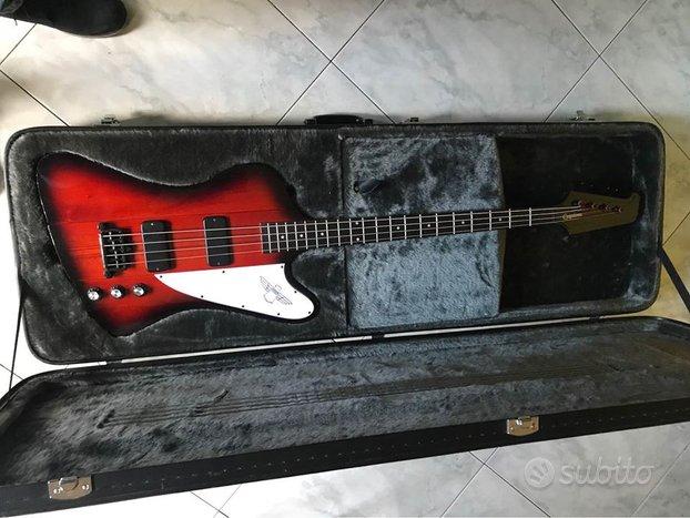 Basso Epiphone Thunderbird Classic IV Pro