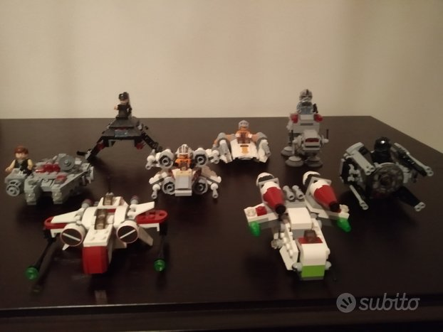 Lego microfighters star wars