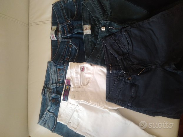 Jeans e pantaloni bimbo ragazzo
