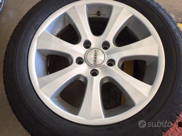 Cerchi Opel Insignia 17 pollici + gomme invernali