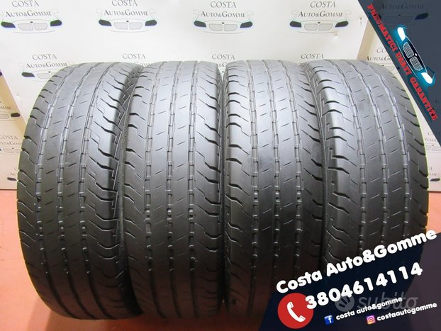 Gomme 205 75 16C Continental 2017 205 75 R16
