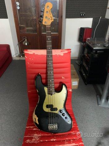 Jazz Bass 1986 corpo Fender Japan