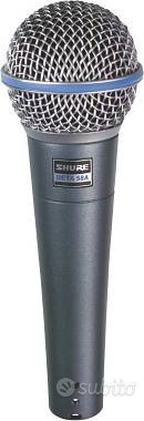 Shure beta 58-microfono shure