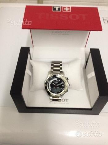 Orologio Tissot uomo Sea-Touch T0264201105100