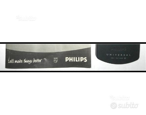 TELECOMANDO TV Philips SBC RU440 Universale Remote
