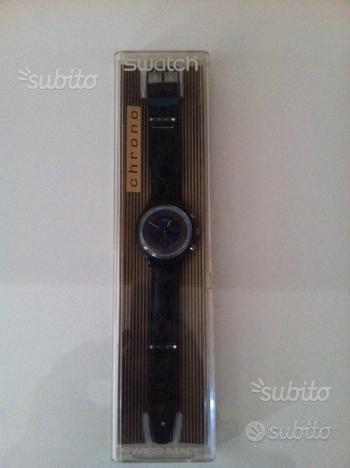 Swatch crono anno 1994 con custodia orig
