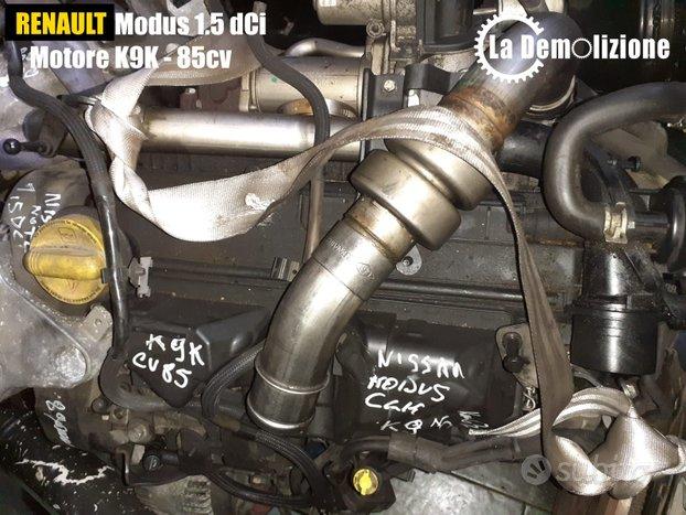 Motore RENAULT Modus 1.5 dCi - K9K