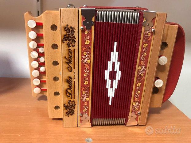 Organetti Della Noce 2 bassi Sol