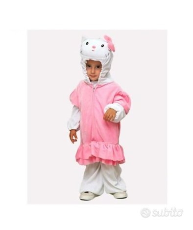 Costume di Carnevale Dolce Kitty TG 2