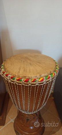 Jambe' africano