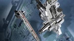 Pompa iniezione iniettori e flauto rail audi BMW v