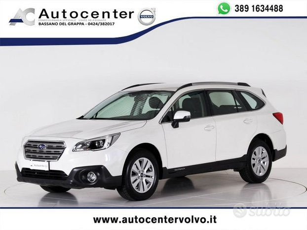 Subaru Outback 2.0D Lineartronic Free
