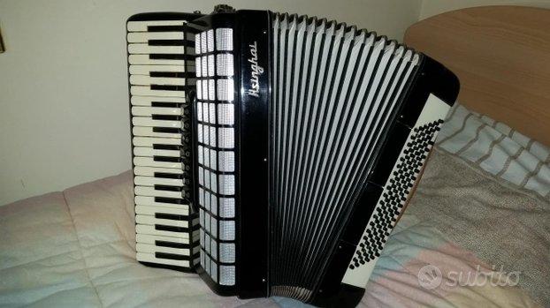 Fisarmonica Hisinghai