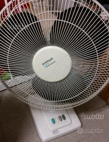 Ventilatore da tavolo