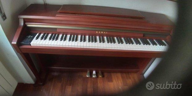 Pianoforte elettrico kawai ca63 elettronico