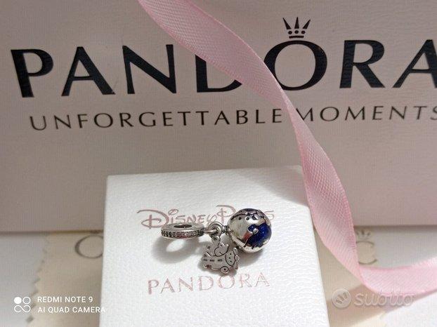 Pandora Disney Charm Topolino Viaggio Mondo
