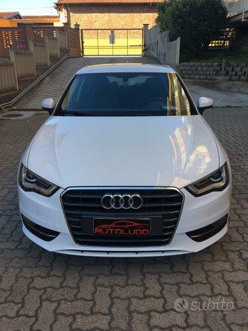 Audi a3 sportback 1.6 tdi euro 5b compreso voltura