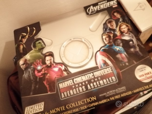 Avengers movie collection