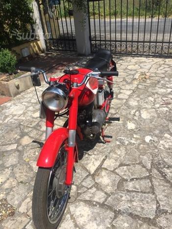 Moto Morini tressette cc175