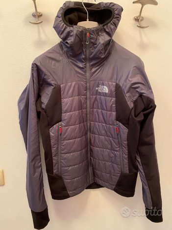 North Face giacca