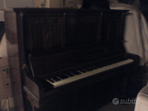 Piano Verticale