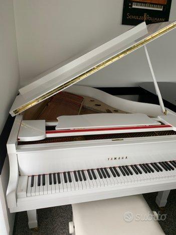 Pianoforte a coda Bianco Yamaha