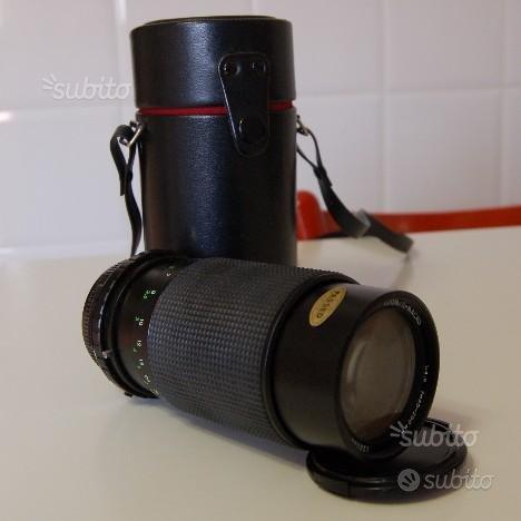 Zoom olympus c macro f 80-200