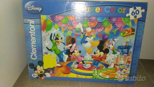 Puzzle Topolino 60 pezzi