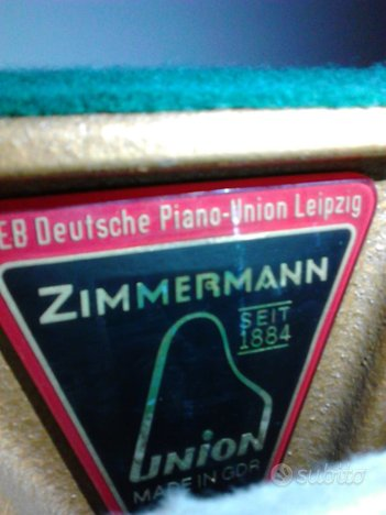 Pianoforte zimmermann