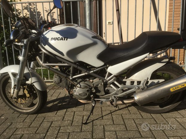Ducati Monster 620 depotenziata - 2002