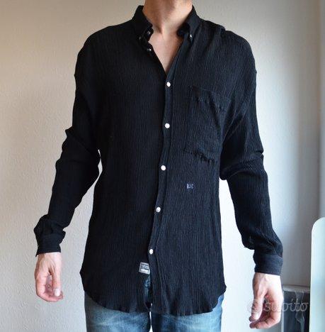 Camicia Uomo Versace Jeans Couture