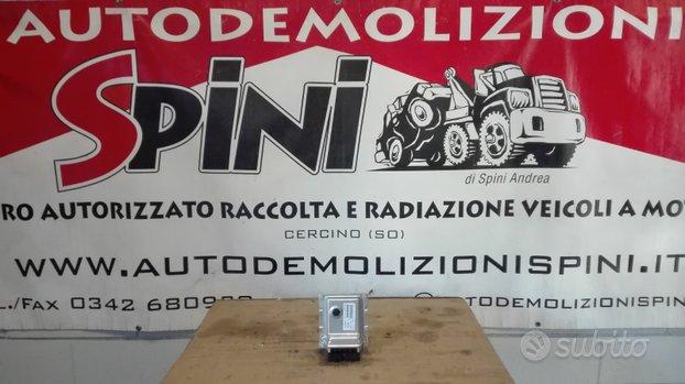 Centralina motore Fiat Panda 3^ serie 1.2 del 2016