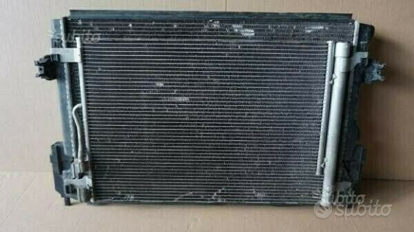 Radiatore + Condensatore AC Golf 7 & Altri Modelli