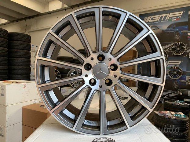 Cerchi OMOLOGATI Mercedes raggio 18 cod.4984343