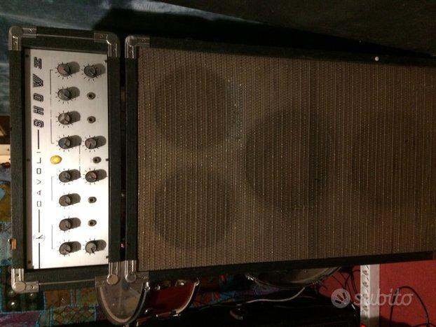Davoli Show II amplificatore a valvole condizioni