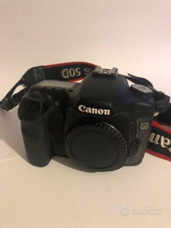 Canon eos 50D body +2 batterie