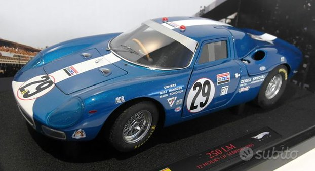 HOT WHEELS Elite 1:18 Ferrari 250 LeMans #29 1965