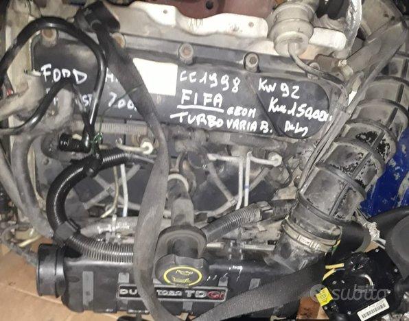 Motore ford transit 2.0 tdci - sigla fifa