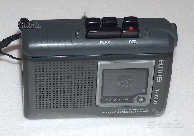 Lettore / registratore vintage AIWA TP-C400