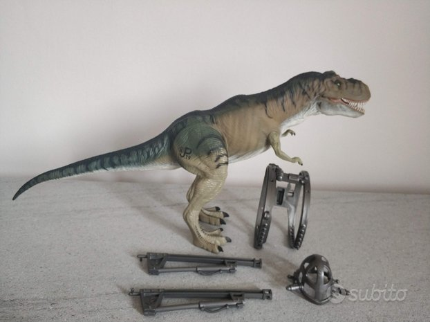 Jurassic Park II The Lost World Action Figure