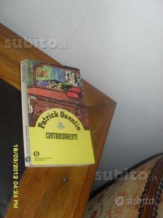 Giallo patrick quentin 1^ edizione
