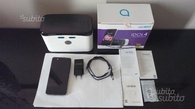 Alcatel idol 4 dual sim 6055k + visore virtuale
