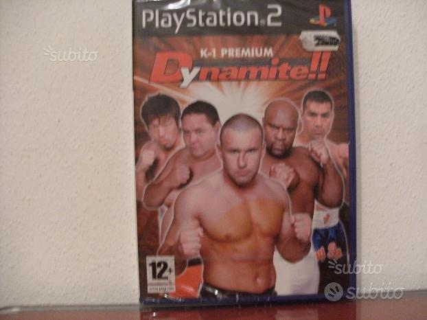 PS2 - Videogioco